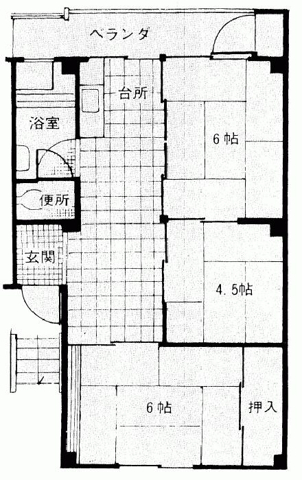 箕面グリーンハイツ1_6