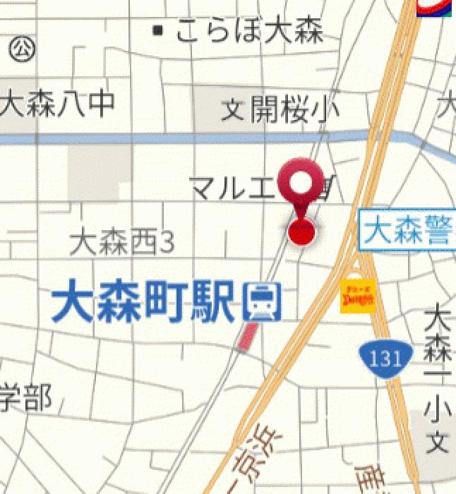 メインステージ大森町駅前_2