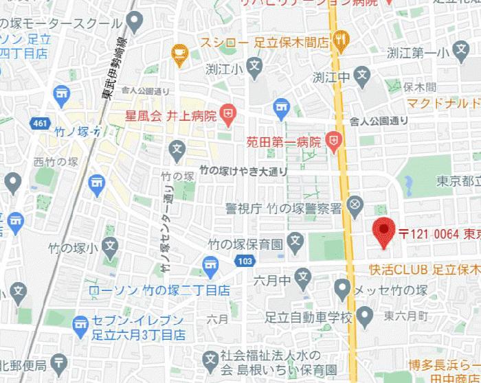 レクシオ竹ノ塚ジーフォルム_2