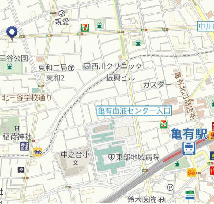 グリーンキャピタル亀有_2