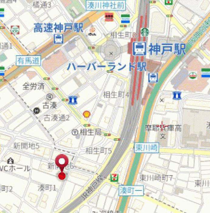 ライオンズマンション神戸第参_2