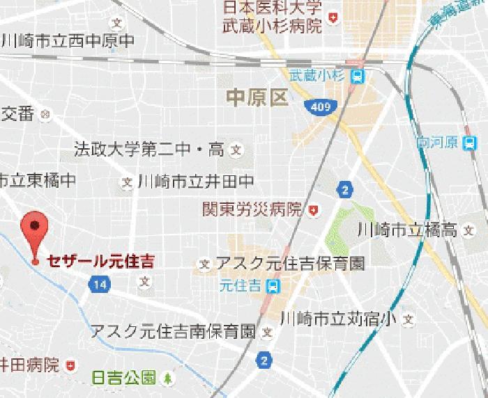 セザール元住吉_3