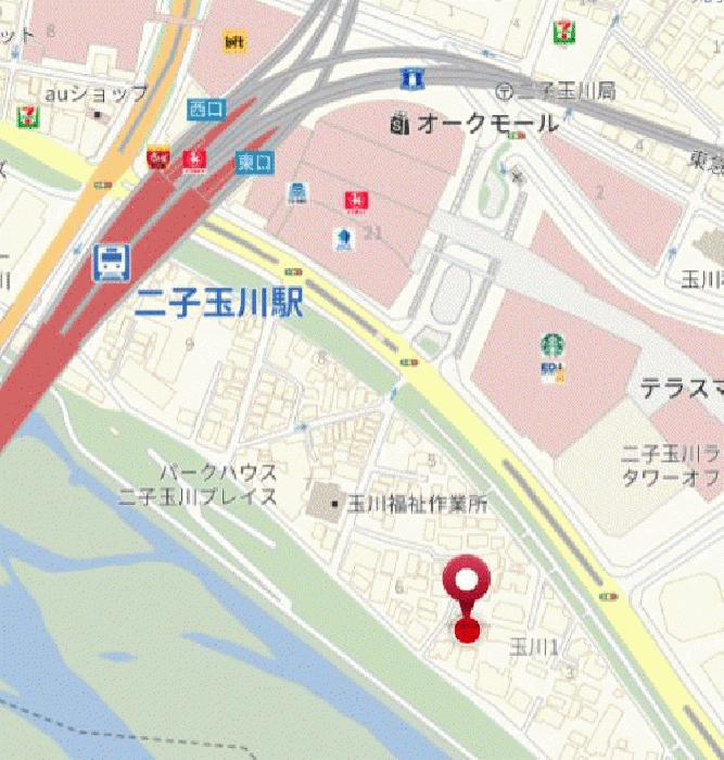 【テラスハウス】テラスハウス玉川_3