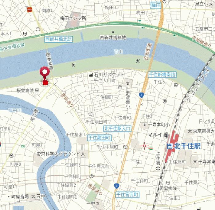 リバーパーク桜木_2