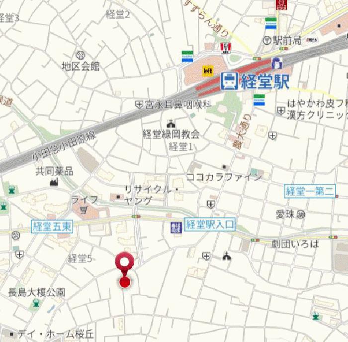 YKB経堂(登記簿上名称無)_2
