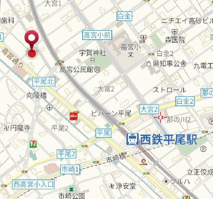 ダイナコート平尾_2