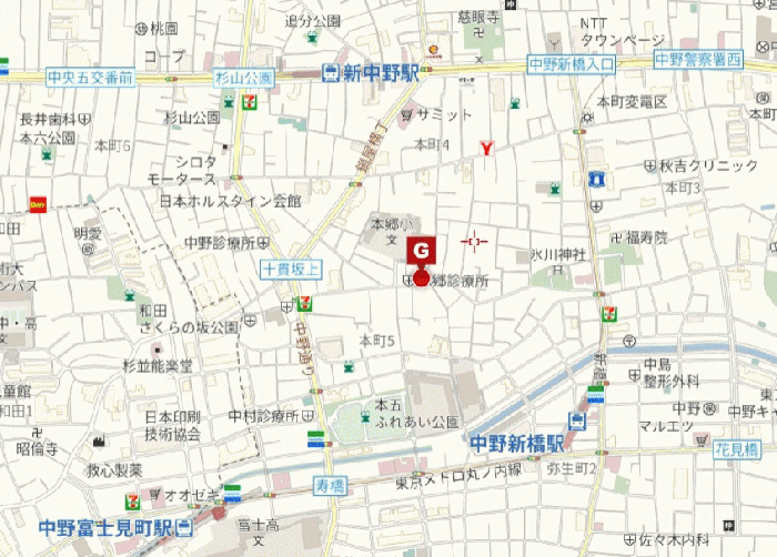 ドルチェ新中野_2