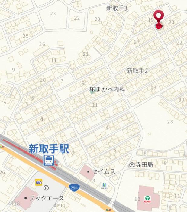 新取手2丁目 売アパート_2