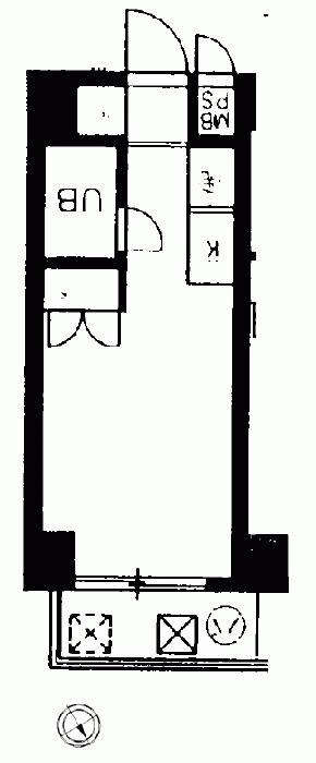 スカイコート浅草第3_6