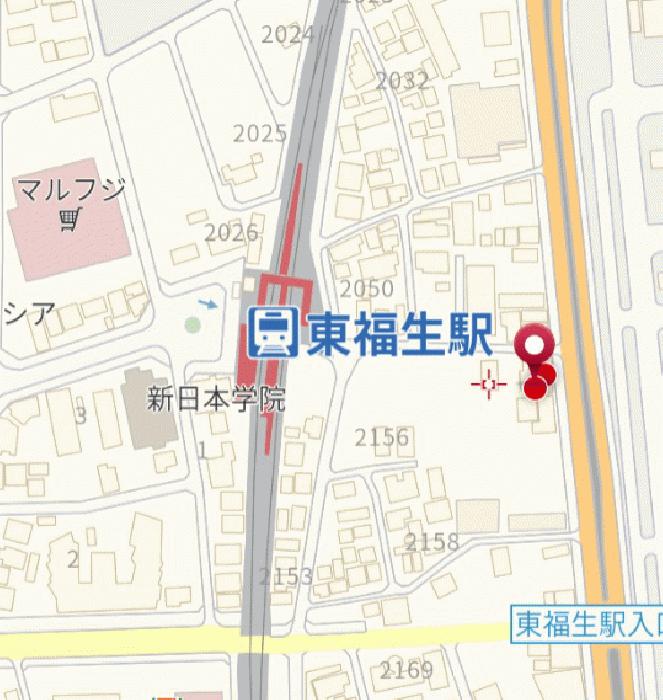 アーバンヒルズ福生_2