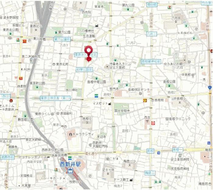 ジュイールパルフェ西新井_3