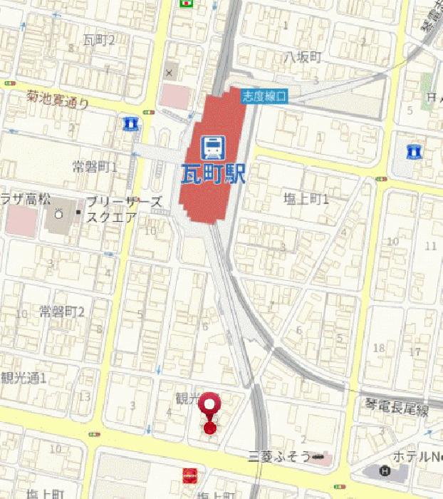 朝日プラザアーバンコア高松Ⅱ_2