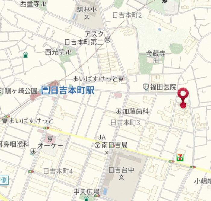 日吉第五コーポ別館_2