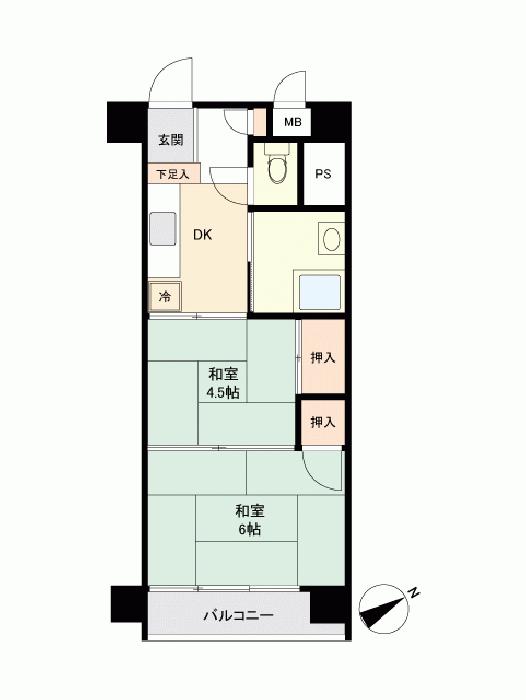 シャンボール南品川_6
