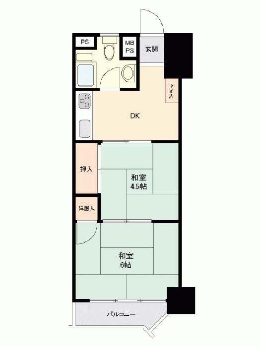 志村太陽ダイヤモンドマンション_6