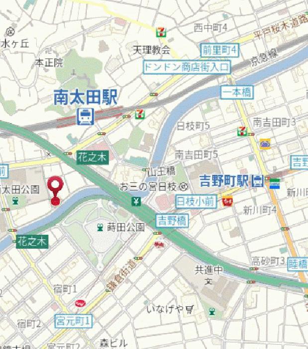 ライオンズマンション南太田第二_3