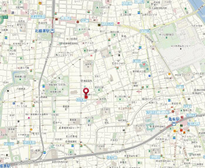 パレ・ドール亀有Ⅱ_2