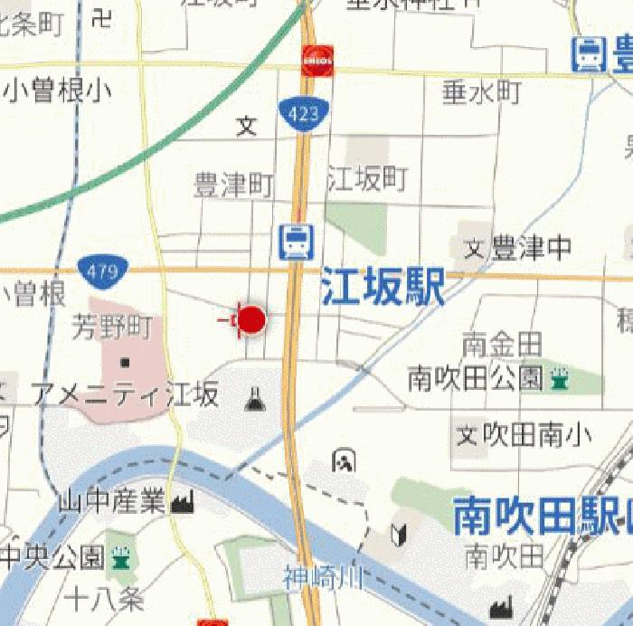 中央メルヴェール江坂_2