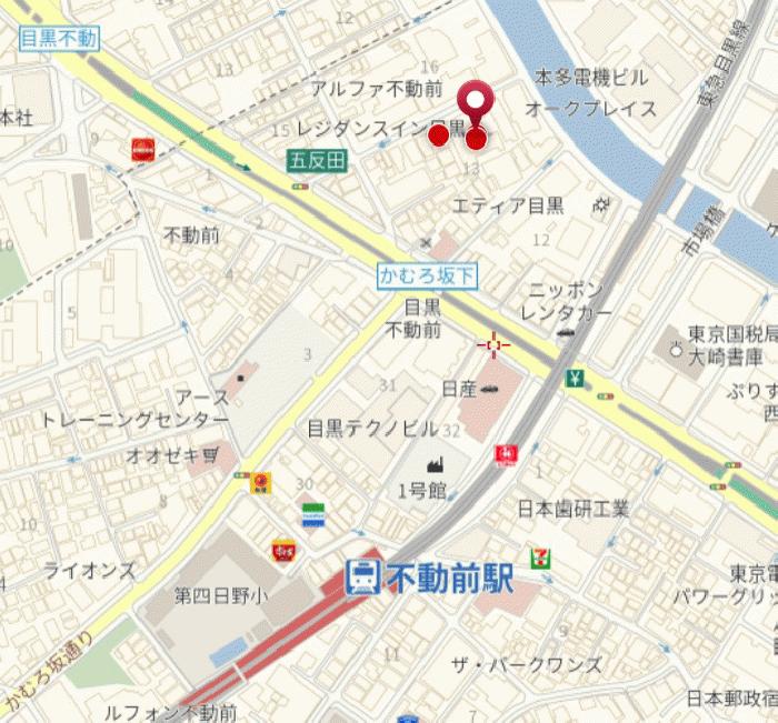 レジダンス・イン目黒_3