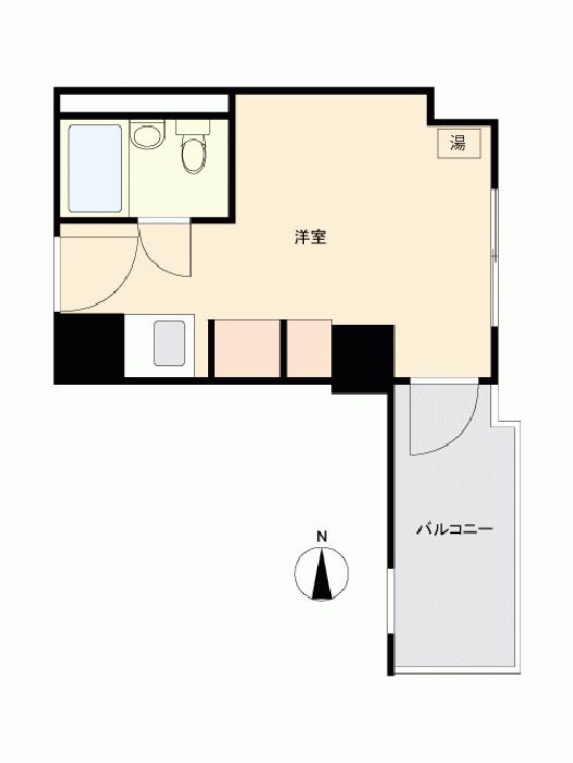 八丁堀東豊エステート_6