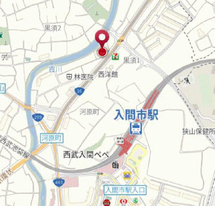 キャニオンマンション入間(登記簿上名称無)_2
