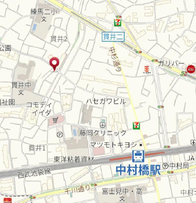 ルーブル中村橋_3