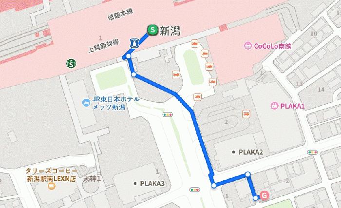 ベル・カナン新潟駅南_3