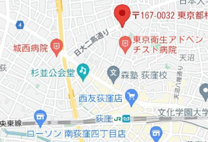 ヤマキ荻窪マンション_2