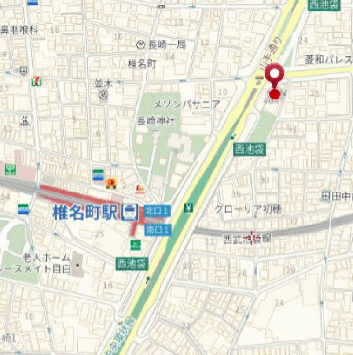 キャッスルマンション椎名町_2