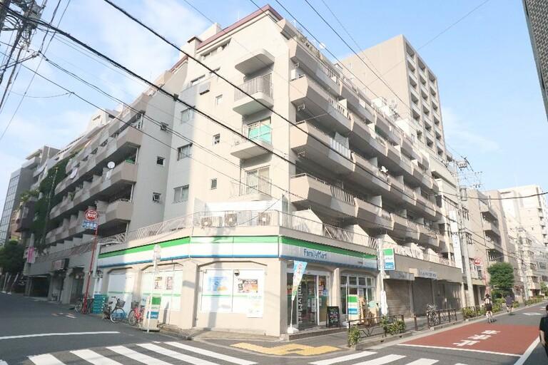 湯島武蔵野マンション