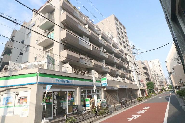 湯島武蔵野マンション_2