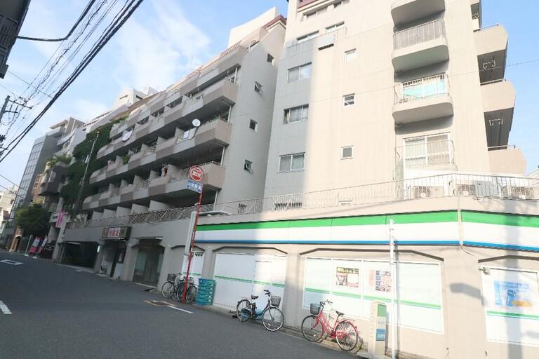湯島武蔵野マンション_3