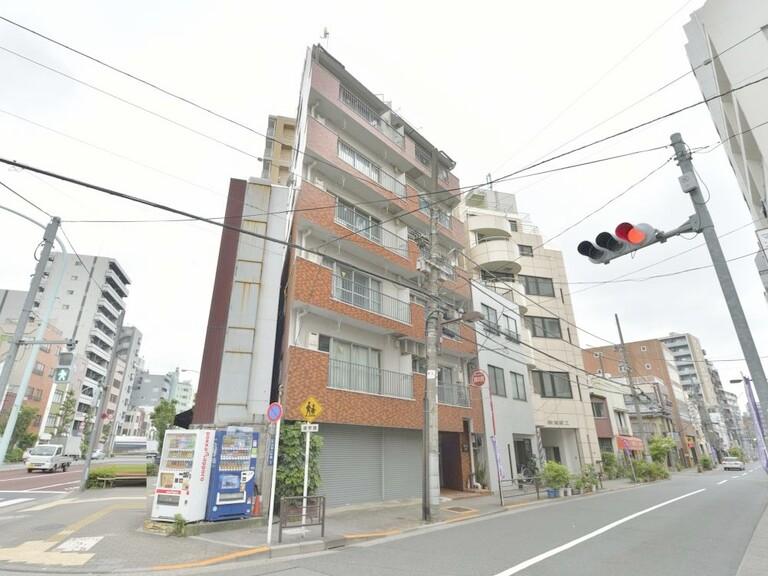 モナークマンション上野_2