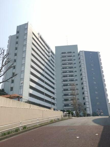 戸山ハイツ