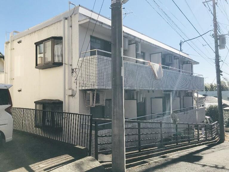スカイコート生田_2