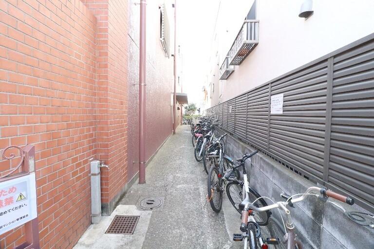 ワコー幡ヶ谷マンションA棟_5