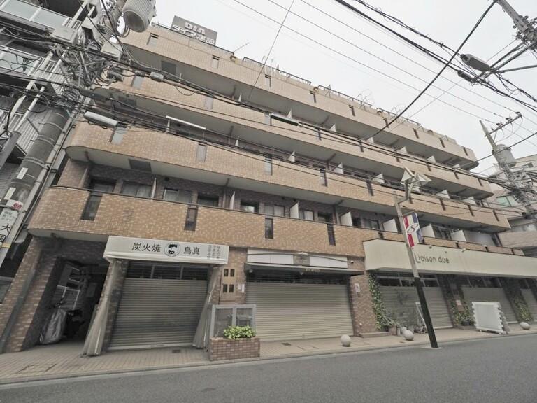 ダイアパレスステーションプラザ武蔵新城