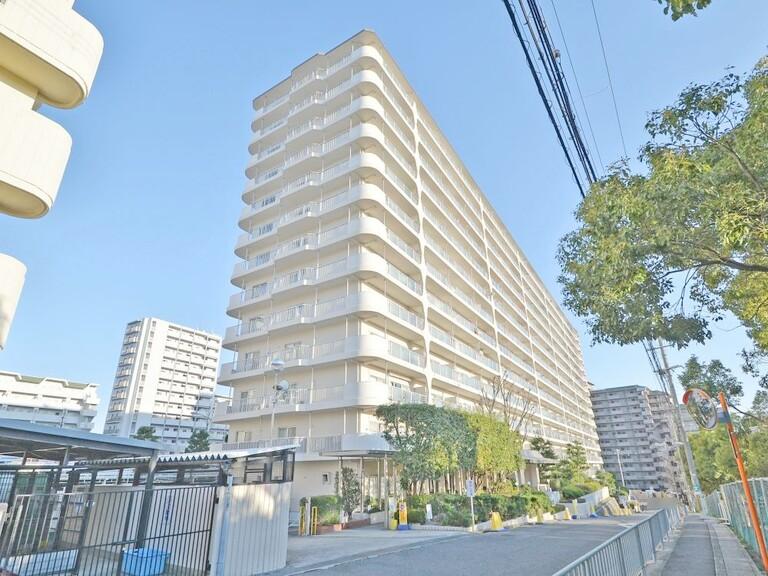 日商岩井緑地公園マンション