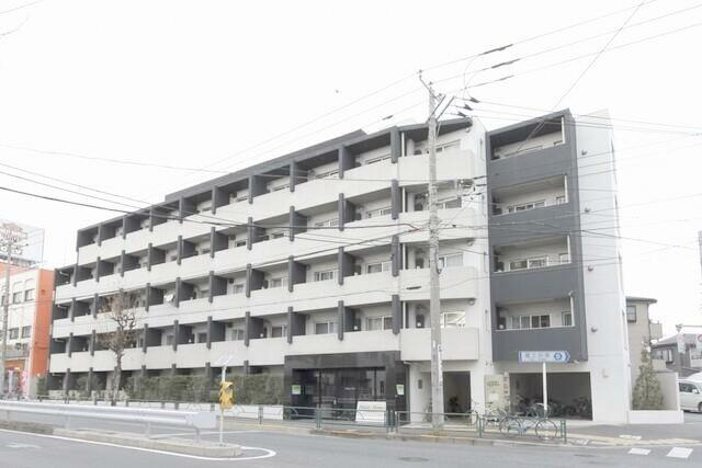 パレ・ホームズ田無_2