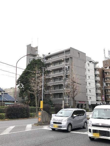 スカイコート武蔵関_5