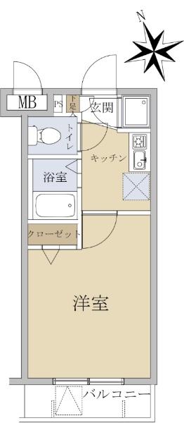 サンテミリオン目黒東山弐番館_6