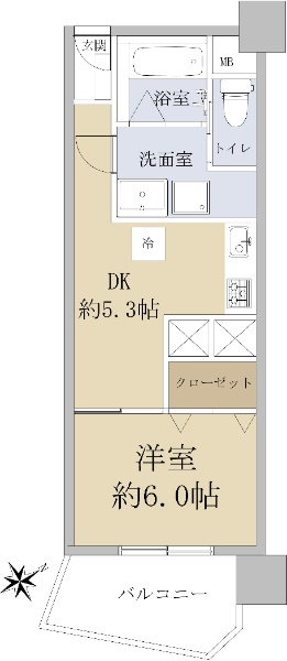 川口寿コーポ_6