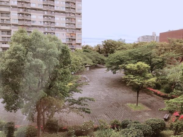 近鉄南港ガーデンハイツ24号棟_3