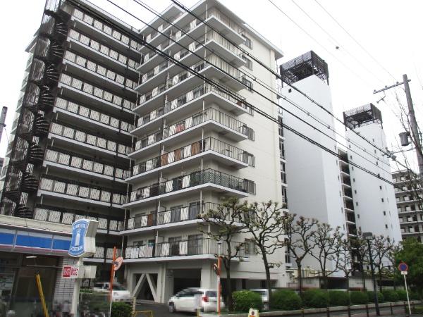 日商岩井野江マンション_1