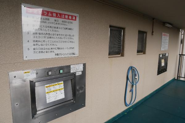 京橋グリーンハイツ 四号棟_5