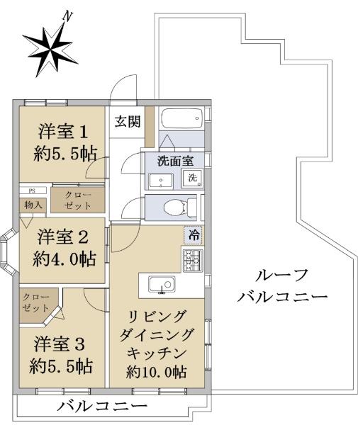 クリオ戸塚ホームズ_6