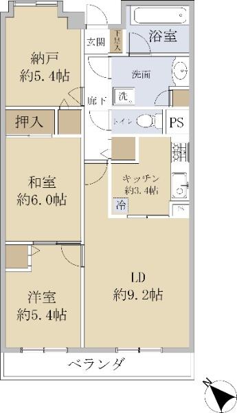 メゾン北浦和_6
