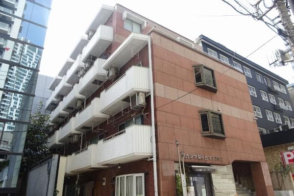タカシマ桜丘マンション_1