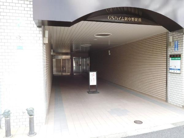 GSハイム新中野駅前_2