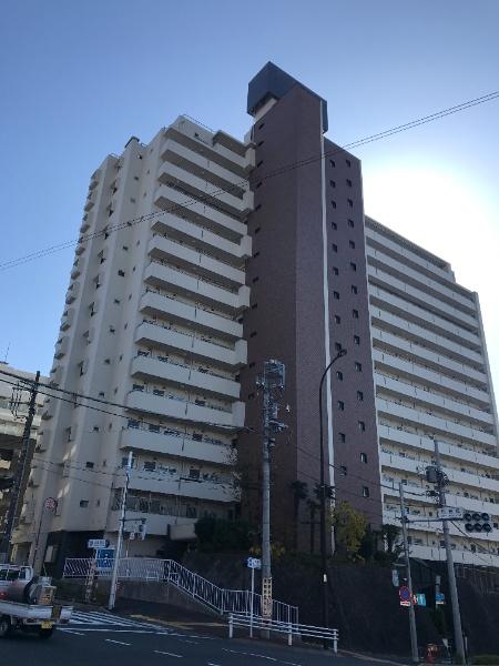 松見坂武蔵野マンション_1
